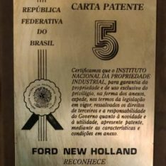 Patent Charter Trophy