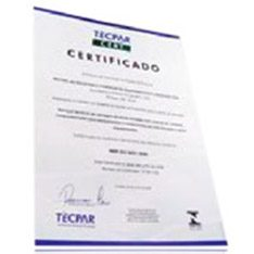 CERTIFICATION ISO 9001:2000