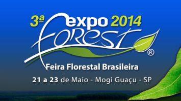 Participação na Expoforest 2014