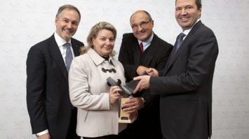 Patente foi concedida em 2018 a um dos ganhadores do Swedish Steel Prize 2011