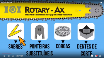 Rotary-Ax, the Forestry brand